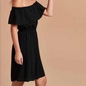 NWT Black Wilfred Hosta Dress